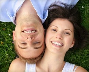 Gum disease treatment patients in Englewood, OH