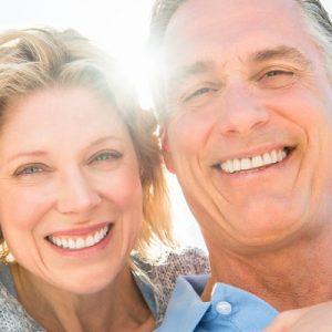 Englewood restorative dentistry couple received dental restorations near Clayton, OH
